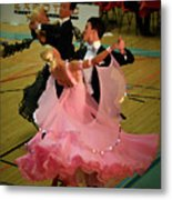 Dance Contest Nr 13 Metal Print