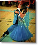 Dance Contest Nr 14 Metal Print