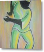Dance Of Joy Metal Print