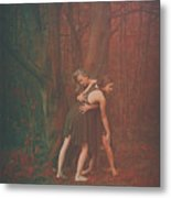 Dance Of The Mother And The Maiden Metal Print