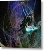 Dance Of The Universe Metal Print