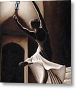 Dance Seclusion Metal Print
