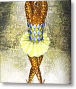 Dancer 2  Metal Print