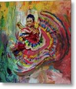 Dancer 266 1 Metal Print