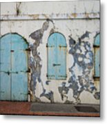 Dancing From The Paint Metal Print