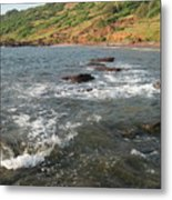 Dancing Water Metal Print