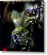 Dancing With Life  Dancing With Shadows  Metal Print by Jason Christopher