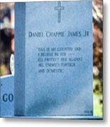 Daniel Chappie James Jr Metal Print