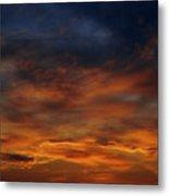 Dark Clouds Metal Print by Michal Boubin