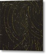 Dark Energy With Lighting Metal Print