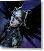 Dark Gaze Metal Print
