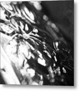 Dark Glass Metal Print