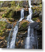 Dark Hollow Falls Shenandoah National Park Metal Print