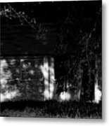 Dark House Metal Print
