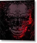 Dark Metal Print