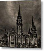 Dark Kingdom Metal Print