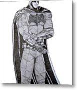 Dark Knight Metal Print