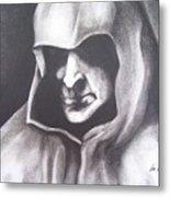 Dark Man Metal Print