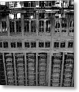 Dark Reflection Metal Print