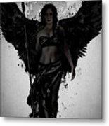 Dark Valkyrja Metal Print