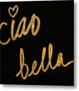 Darling Bella II Metal Print