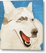 Date With Paint Feb 19 Layla Metal Print