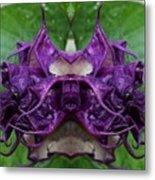 Datura Flower Metal Print
