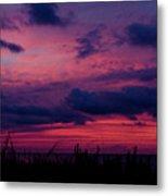 Dauphin Island Sunset #4 Metal Print