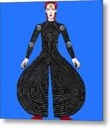 David Bowie - Moonage Daydream Metal Print