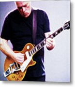 David Gilmour By Nixo Metal Print