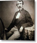 David Livingstone (1813-1873) Metal Print