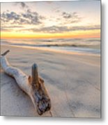 Dawn At The Key Metal Print