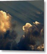 Dawn Bursting In Air Metal Print