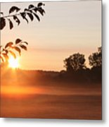Dawn Of A Brand New Day  Metal Print