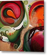 Dawn Of Creation Metal Print