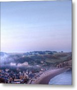 Dawn Of Etretat Metal Print
