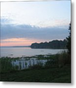 Dawn Over West Cove Metal Print