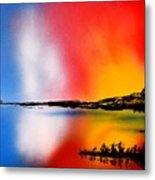 Dawn Twilight Metal Print