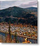 Dawson City - Yukon Metal Print