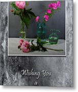 Day Filled With Happiness Metal Print