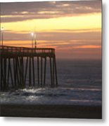 Day's Beginnings Metal Print