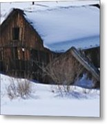Days Gone By 4 Metal Print