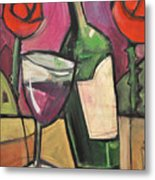 Days Of Wine And Roses Metal Print