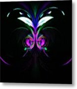 Dazed And Confused Metal Print