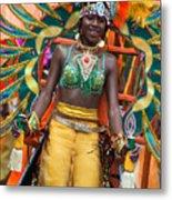 Dc Caribbean Carnival No 16 Metal Print