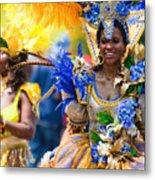 Dc Caribbean Carnival No 19 Metal Print