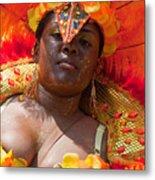 Dc Caribbean Carnival No 22 Metal Print