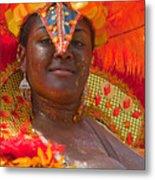 Dc Caribbean Carnival No 24 Metal Print