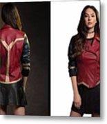 Dc Comics Wonder Woman Jacket Metal Print