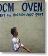 Dcm Oven 2 Metal Print